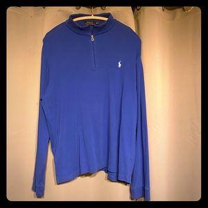 Polo Ralph Lauren 1/4 Zip Pullover XL GUC
